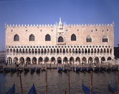 Doge's Palace, Venezia, Italy.