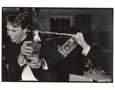 Hooray Henries: decadent upper-class parties – in pictures