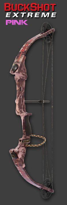 Parker Bows - BuckShot Extreme Pink