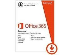 Microsoft Office 365 Personal Is The Best Office For You, At Home Or On The Go. Get A 1-ye