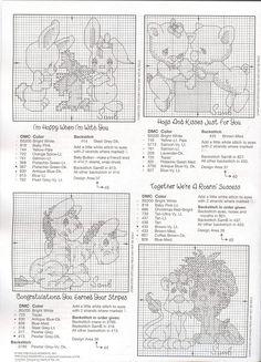 Patterns Just Cross Stitch (p 764.) | Learning Crafts è facilisimo.com