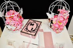 Esta festa foi foi feita para a Marli a mamãe e Isabela a filhota,um desafio juntar as duas com uma comemoração de 40 anos e 6 anos,a...