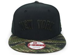 New York Yankees Camouflage 9Fifty Snapback Cap by NEW ERA x MLB