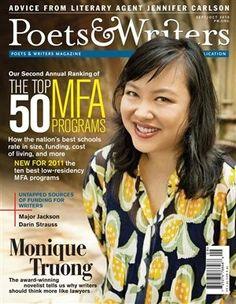 Poets & Writers mag.