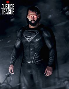 ArtStation - Superman Justice League, Aiko Aiham
