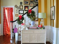 Holiday Open House–Paige from The Pink Clutch