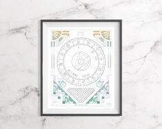 Astrological Chart Vintage  Google Search  Paper