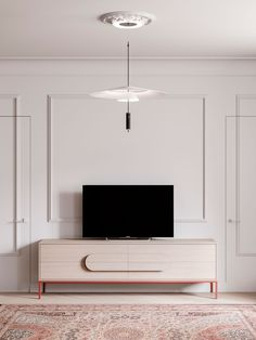 Design inspiration from Vibia and Interior Design Firm DKOR Interiors in Miami. Futuristisches Design, Interior Design, Sofa Design, Living Room Tv, Living Spaces, Modern Classic Interior, Bedroom Green, Room Lights, Living Room Designs
