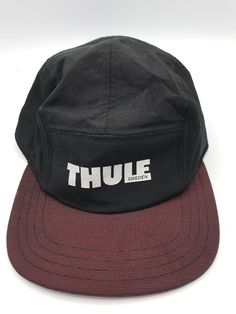 Thule Hat Baseball Cap Hipster Style Adjustable One Size  fashion  clothing   shoes   92fe6c526dbf