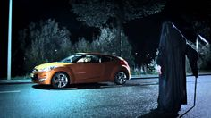 Super nice Hyundai Veloster - Banned Commercial