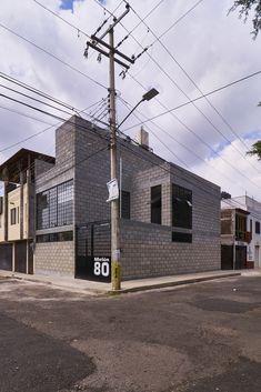 Concrete Houses, Concrete Blocks, Future House, My House, Town House, Warehouse Loft, Loft Studio, Construction Process, Little Houses