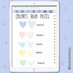 Pantone Colour Palettes, Color Schemes Colour Palettes, Pantone Color, Hex Color Palette, Palette Art, Life Hacks For School, School Study Tips, Hex Color Codes, Hex Codes