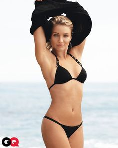 Cameron Diaz. This makes me want to workout harder..