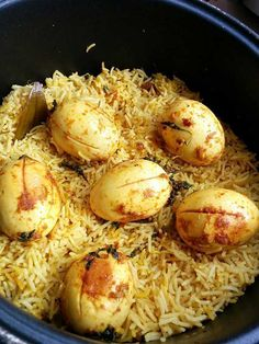 Rice Recipes, Vegetarian Recipes, Cooking Recipes, Rice Dishes, Main Dishes, Pakistani Dishes, Dum Biryani, Biryani Recipe, Garam Masala
