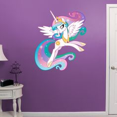 Fathead U2013 Peel U0026 Stick | My Little Pony Wall Part 87