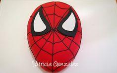 PATHALMA -  Patricia y Pablo: Torta Hombre Araña, spiderman cake