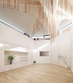 Koro House par Katsutoshi Sasaki + Associates - Journal du Design