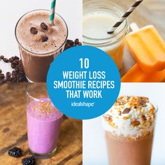 10 Weight Loss Smoothie Recipes That Actually Work