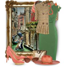"""""""Venice Dream"""" by designsbytraci on Polyvore"""