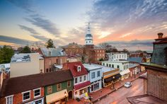 Skip DC and head to historic Annapolis, Maryland this summer