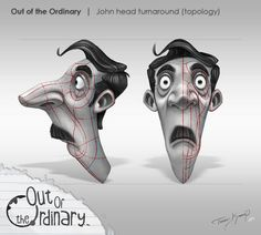 Making of Out Of the Ordinary Short film ★ || CHARACTER DESIGN REFERENCES | キャラクターデザイン • Find more artworks at https://www.facebook.com/CharacterDesignReferences http://www.pinterest.com/characterdesigh and learn how to draw: #3D #rigging #animation #topology #modeling || ★