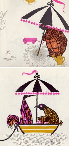 The Birds by James and Ruth McCrea, 1967