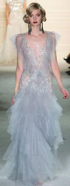 NEW YORK FASHION WEEK FALL 2015 RTW: MARCHESA