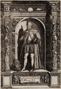 King Stephen Báthory by Dominicus Custos, 1601 (PD-art/old), Staatsbibliothek zu Berlin