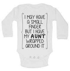 Funny Babies, Funny Kids, Mom Funny, Aunt Onesie, Baby Onesie, Cute Onesies, Baby Clothes Storage, New Baby Announcements, Newborn Onesies