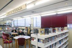 Biblioteca Ramon d'Alòs-Moner (Sant Martí, Barcelona) barcelona_alos-moner_02 | Flickr: Intercambio de fotos