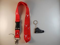 $8.99 Free Shipping One Jordan lanyard with one Jordan keychain. Great gift idea. Just click on image.