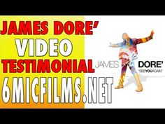 Video Testimonial - James Dore' speaks on his positive experience with 6...