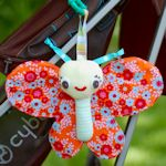 Homemade Baby Toy & Gift Ideas...love some of these projects. All can be made from fabric scraps. From sewmamasew.com