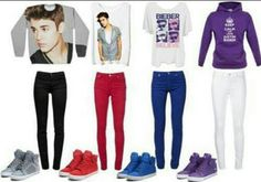 best outfits ever<3