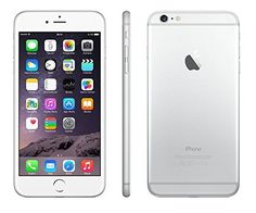 Apple iPhone 6 Plus, Silver, 16 GB (T-Mobile)  Display      Retina HD display  1920-by-1080-pixel resolution at 401 ppi  1300:1 contrast ratio (typical)  500 cd/m2 max brightness (typical)  Full sRGB standard  Dual-domain pixels for wider viewing angles  Fingerprint-resistant oleophobic coating on front  Support for display of multiple languages and characters simultaneously  Display Zoom   iSight Camera    Autofocus with Focus Pixels  f/2.2 aperture  True Tone flash  Hybrid IR filte..