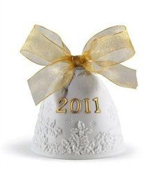 Lladro 2011 Christmas Redeco Bell   http://www.cybermarket24.com/lladro-2011-christmas-redeco-bell/