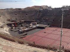 Arena di Verona.  Italy.