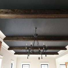 5 Buoyant Hacks: Bedroom Remodel Room Makeovers Master Bath bedroom remodel on a budget house.Bedroom Remodel On A Budget Projects bedroom remodel on a budget projects.Bedroom Remodel On A Budget Thrift Stores. Painted Ceiling Beams, Dark Ceiling, Ceiling Lights, Blue Ceilings, Wood Beams, Bedroom Ceiling, Ceiling Decor, Ceiling Design, Ceiling Ideas