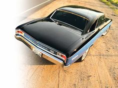 1966 Chevell SS - o. m. geeeee