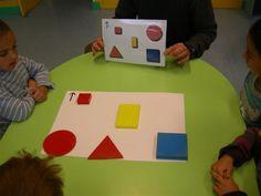 Représentation de l'espace, en maternelle - maternelle, espace, géométrie