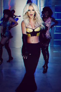 Britney Spears Work Bitch Video