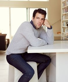 Zachary Quinto Covers Hamptons Magazine, Talks Being Cast as Spock