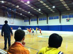 Júniors: l'Olleria Bàsquet - CB Algemesí (17-11-2013).