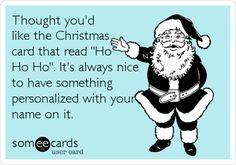 christmas card ideas | Dump A Day funny christmas cards, santa pictures - Dump A Day
