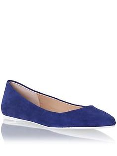 Joe's Jeans Kitty III. Love this blue shoe!