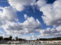 tuileries, louvre, clouds paris travel photographer