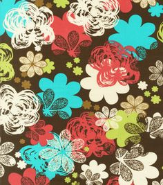 Keepsake Calico- Floral Pirouette & keepsake calico fabric at Joann.com