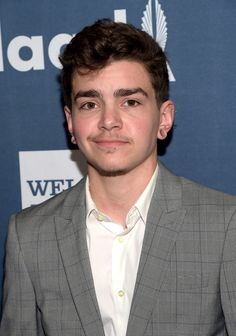 elliot fletcher | Elliot Fletcher Pictures - Red Carpet - 27th Annual GLAAD Media Awards ...