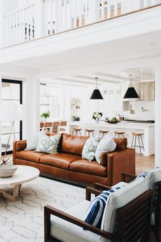 P I N T E R E S T @lindsayfuce-- #house #home #style #love #decor #homedecor #LivingRoom #kitchen