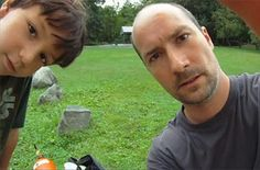 Father and Son Film Outer Space, Do-It-Yourself Style (Video)